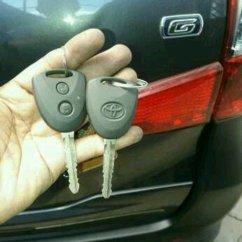 Remote Grand New Avanza Yaris Cvt Trd Kunci Immobilizer Dan Toyota Tipe G