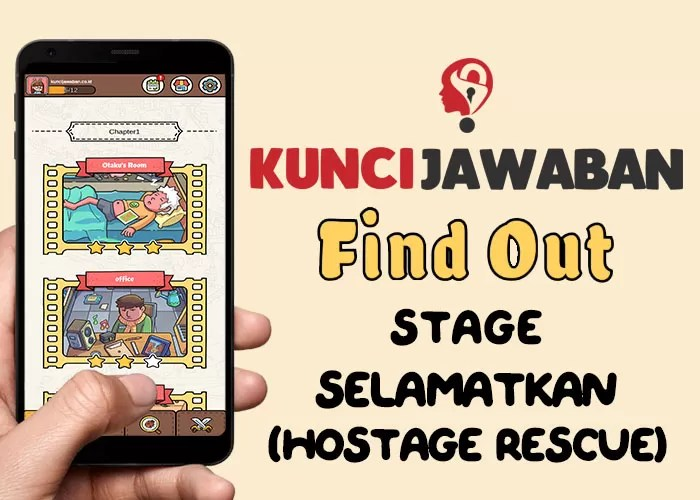 Find Out Selamatkan