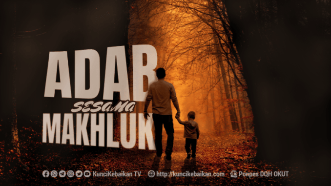 Cover Web (Adab Sesama Makhluk)