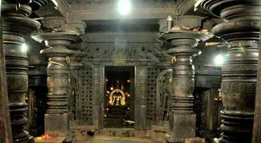 Byndoor seneshwara temple Wondeful art  (6)