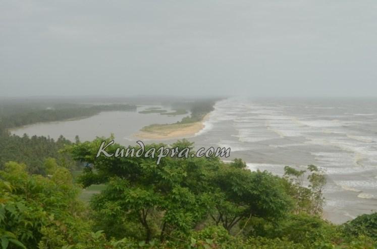 Kshitija nesaradhama byndoor - beach View point (1)