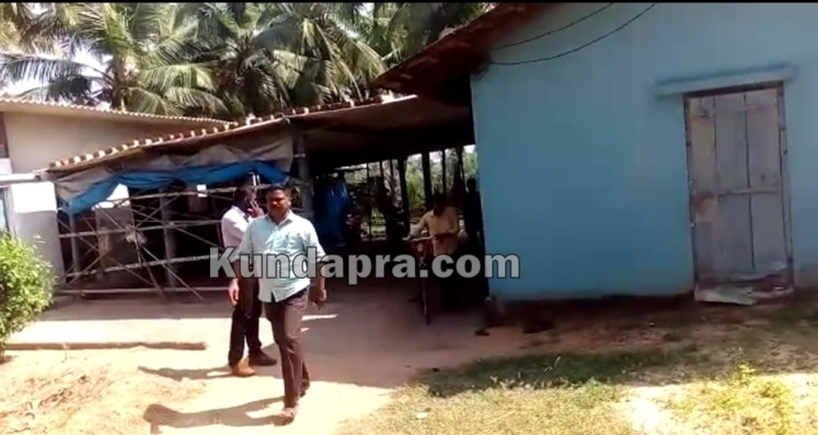 Convert to cristician community is forced in Kundapura kodi. Police ride the house (8)