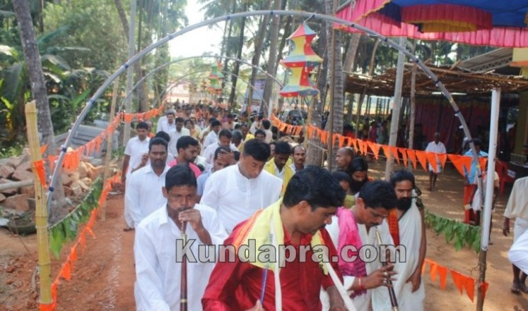 Heranjalu Shri Durgapameshwari Temple - Brahma Kalashotsava (1)