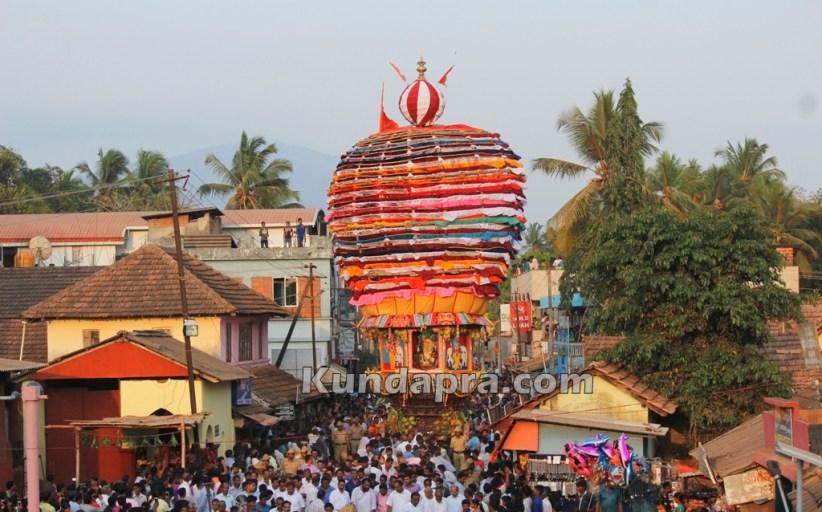 Exclusive Photos: ಬೈಂದೂರು ರಥೋತ್ಸವದ ಕೆಲವು ಚಿತ್ರಗಳು
