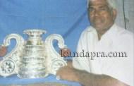 ಕರಕುಶಲ ಕಲಾಶಿಲ್ಪಿ : ಕೋಟ ಗಣೇಶ ಆಚಾರ್ಯ