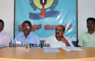 ಕೇಂದ್ರ ಸರ್ಕಾರದ ಯೋಜನೆಗೆ ಸಿದ್ದರಾಮಯ್ಯ ಶಿಲಾನ್ಯಾಸ: ಬಿಜೆಪಿ ಆರೋಪ