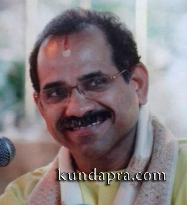 ವಿದ್ವಾನ್ ವಾಗೀಶ್ ಭಟ್ರಿಗೆ ಉಪ್ಪಿನಕುದ್ರು ಕೊಗ್ಗ ದೇವಣ್ಣ ಕಾಮತ್ ಪ್ರಶಸ್ತಿ