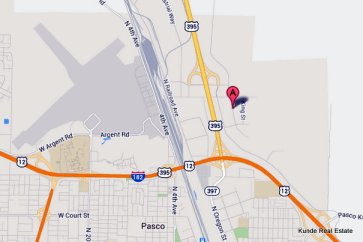 Commercial/Industrial property in Pasco, WA.