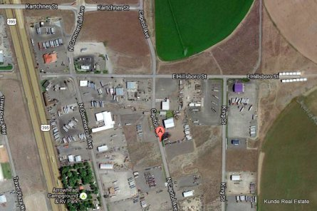 Commercial/Industrial property near I-182 and Highway 395