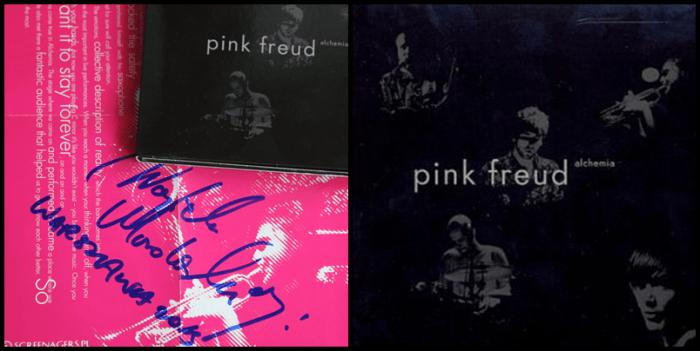 pink freud alchemia