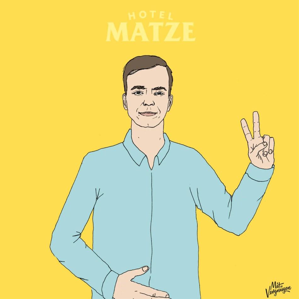 Hotel Matze Podcast © Mit Vergnügen