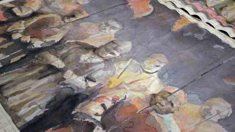 Antonio Robinia. Selektion I, Acryl auf Leinwand, 150 x 180 cm, 2018.