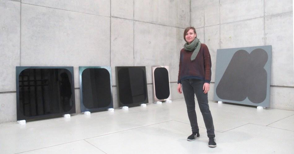 Florina Leinß vor pic174-177.21black screen undpic178.21unlocked. Foto: Gitta Bertram