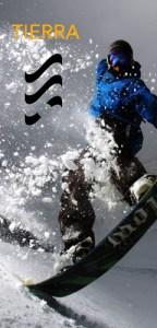 TIERRA - Snowboard