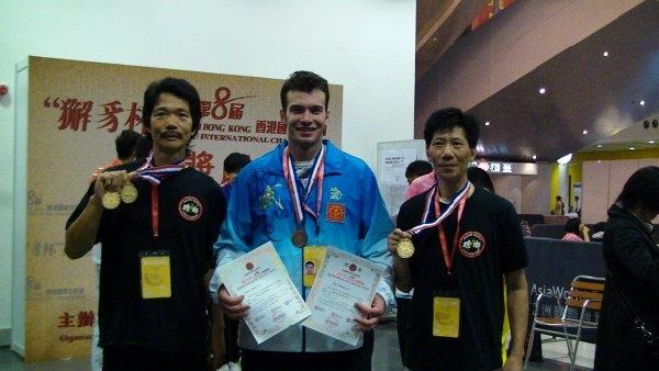8th Hong Kong International Wushu championship
