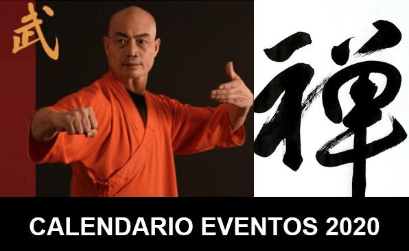 Calendario de Eventos – 2020
