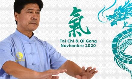 Retiro Tai Chi & Qi Gong para la Salud 2020
