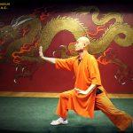 Personal Médico de China practica -Ba Duan Jin-