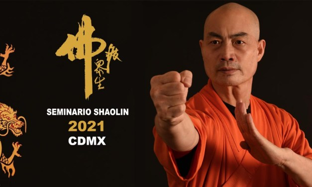 Seminario Shaolin 2021 con Shi Yan Ming