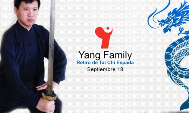 Retiro Tai Chi Familia Yang 2020, Sept 18