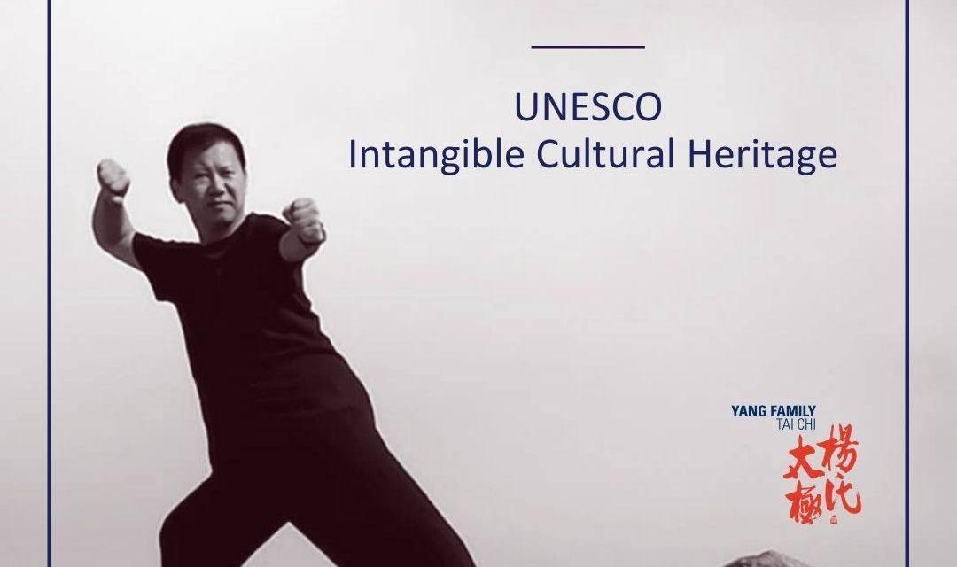 TAI CHI CHUAN – Herencia cultural intangible, UNESCO