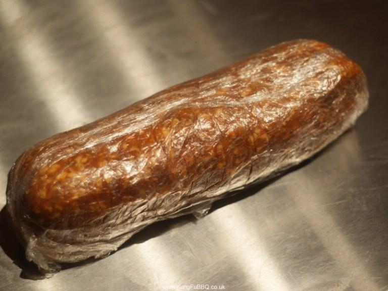 Pitt Cue House Sausage