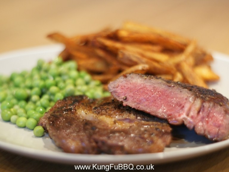 Afterburner Rib Eye Steaks