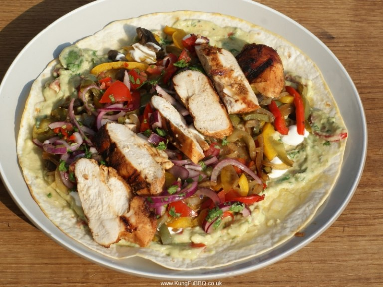 Chicken Fajita's