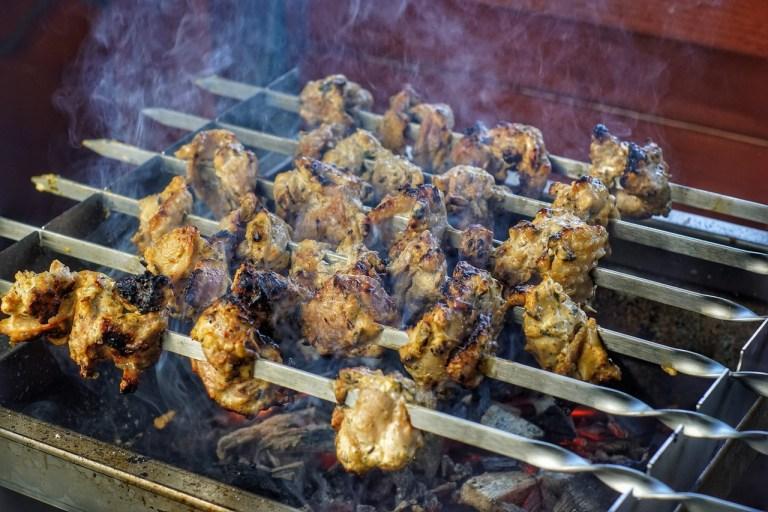 Tandoori Methi Chicken Tikka