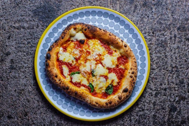 Marghertia Pizza