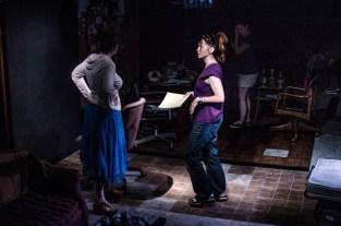 Rehearsal Photo | Simpatico | A Red Orchid Theatre