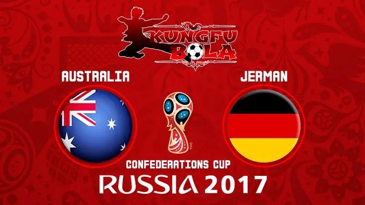 Australia-VS-Jerman
