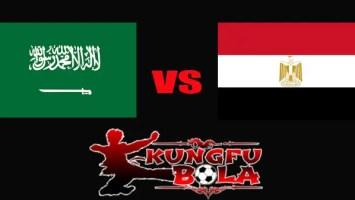 arab saudi vs mesir
