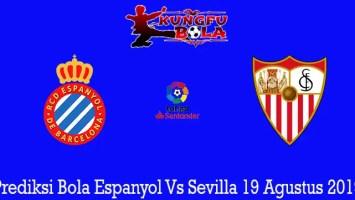 Prediksi Bola Espanyol Vs Sevilla 19 Agustus 2019