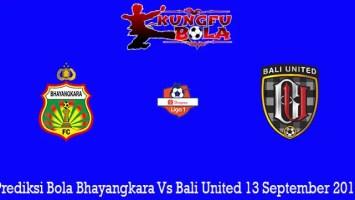 Prediksi Bola Bhayangkara Vs Bali United 13 September 2019