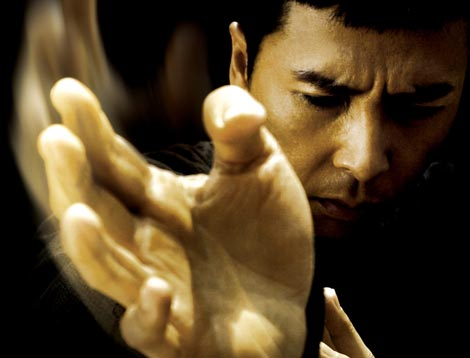 Ip Man – 10 man fight scene