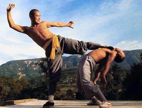 Kung Fu Fighting marti...