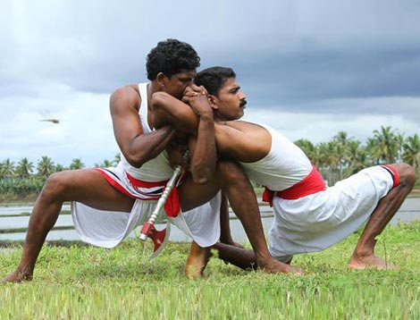 Kalaripayattu – Indian martial art documentary