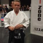 Master Peter Brown 6th Dan (Aikido)