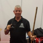 Grandmaster John Harvey 9th Dan (Escrima)