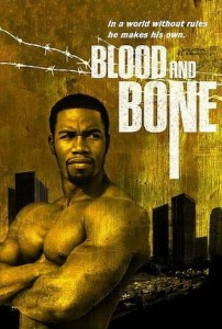 Blood & Bone -poster