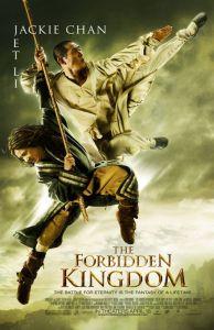 Forbidden Kingdom Poster