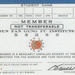 One membership card you don't want to misplace!