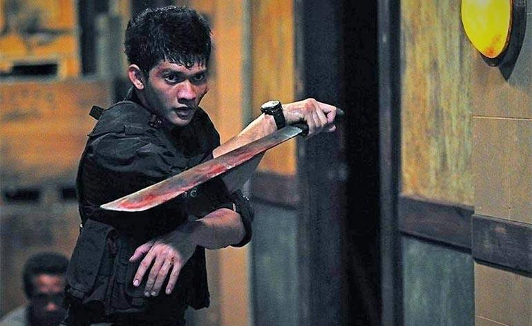 The Raid: Redemption (2011) - Kung-Fu Kingdom
