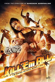 Kill 'Em All poster