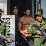 Captured and tortured in Burma