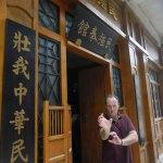 Claws in Nanhai