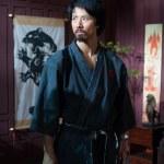 Kane's calm Ninja poise