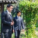 Scott Adkins and Kane Kosugi