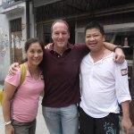 With Pang Pang and Ken Ip